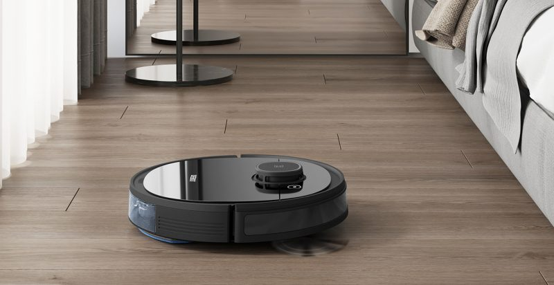 Robot Hút Bụi Lau Nhà 2-IN-1 Ecovacs Deebot Ozmo 950
