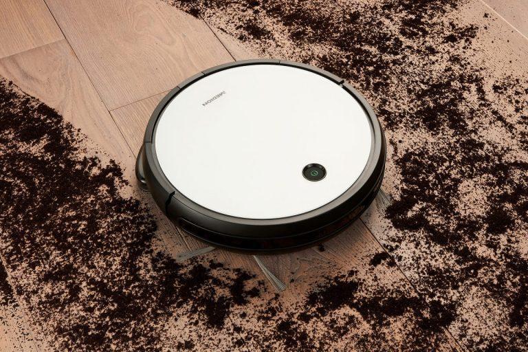 Robot Hút Bụi Lau Nhà Medion MD20041