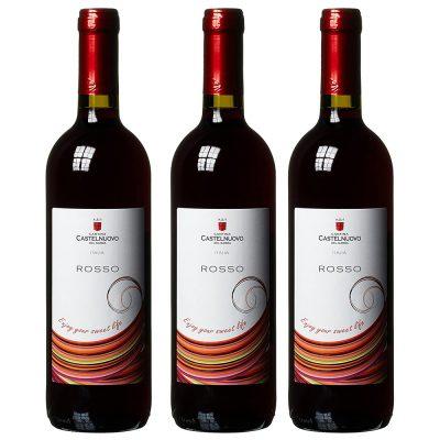 Rượu Vang Italia Castelnuovo Del Garda Vino Rosso Sweet Life