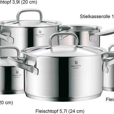 Bộ Nồi Wmf Gourmet Plus 5 Món6