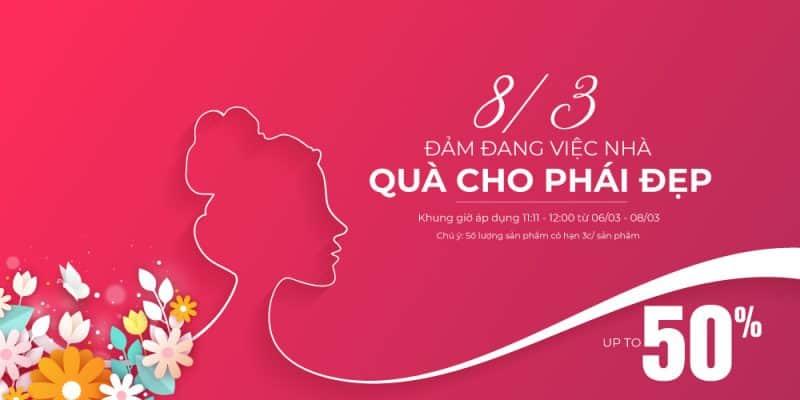 Dam dang viec nha Qua cho phai dep 8 3 3 Gia Dụng Đức Sài Gòn