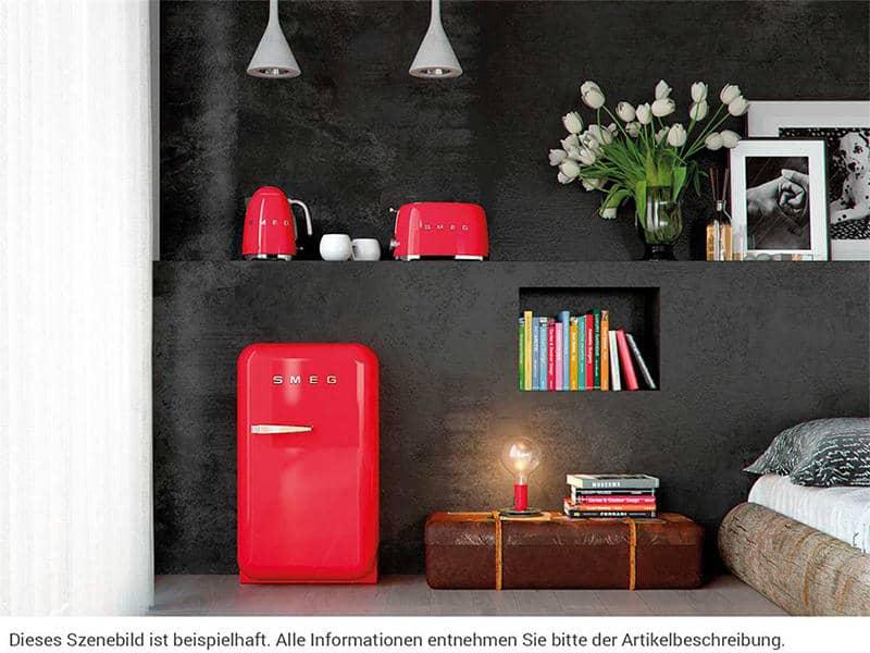 Tủ Lạnh Smeg FAB5RRD5 Red