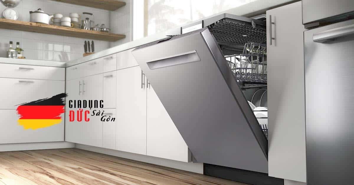 Kích thước máy rửa chén bát Bosch âm tủ