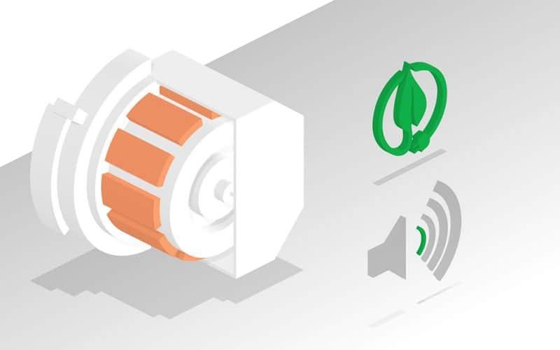 Máy Rửa Bát Bosch SMS6ZCI42E Series 6 Sấy Zeolith Homeconnect sẽ đảm bảo làm khô hoàn hảo.