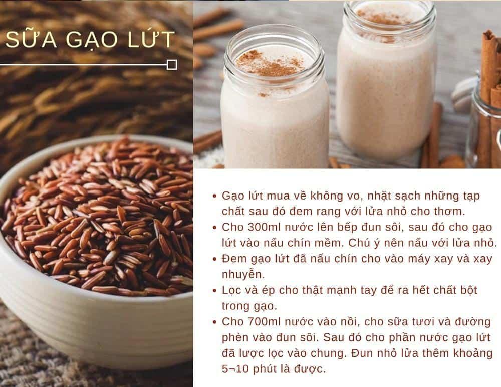 Cách nấu sữa hạt bằng máy tại nhà - Gia Dụng Đức Sài Gòn
