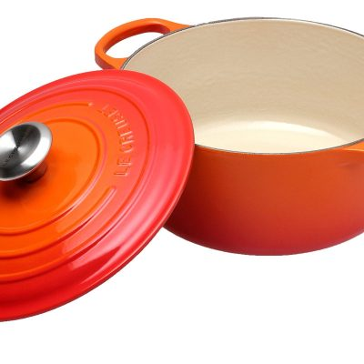 le creuset round casserole dish 24cm 4 Gia Dụng Đức Sài Gòn