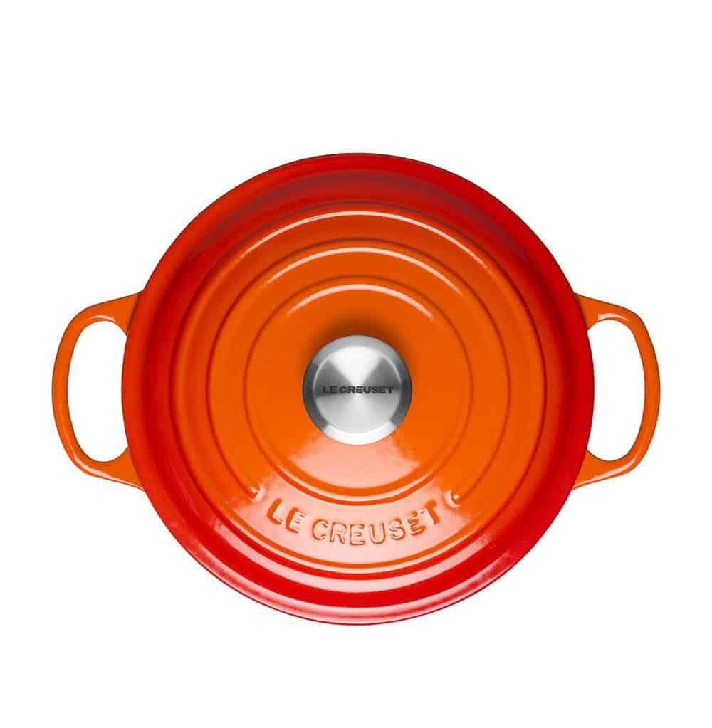 le creuset round casserole dish 24cm 6 Gia Dụng Đức Sài Gòn