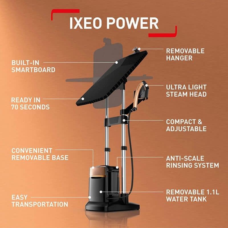 Bàn Là Cây Tefal QT2020 Ixeo Power - Nhập Khẩu Từ Đức