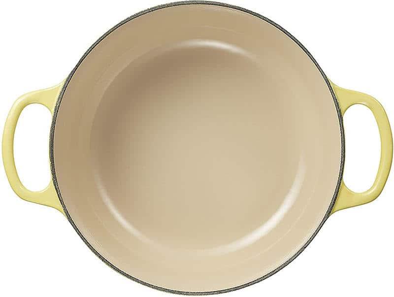 Nồi Gang LeCreuset Evo Màu Vàng 20cm/2,4l