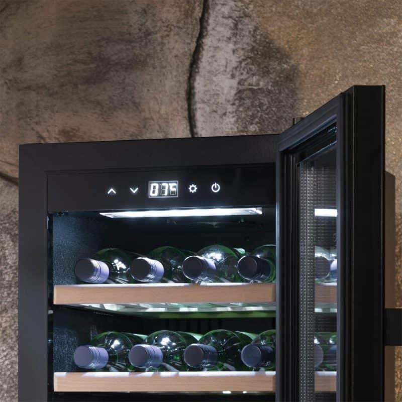 Tủ Bảo Quản Rượu Vang Caso WineExclusive 38 Chai