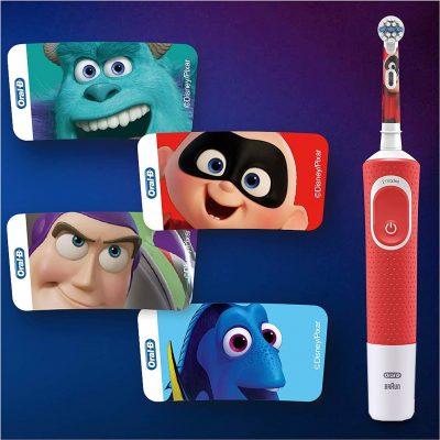 Bàn Chải Điện Oral-B 3757 Braun Pixar Kids Type4