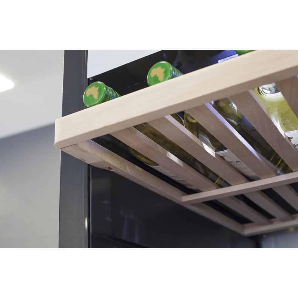 kệ gỗ Tủ Bảo Quản Rượu Vang CASO WineChef Pro