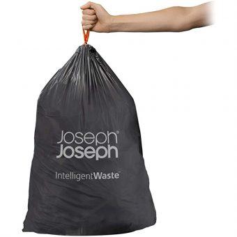 Hộp 20 Túi Đựng Rác 20L Lót Thùng Joseph Joseph IW5 30028
