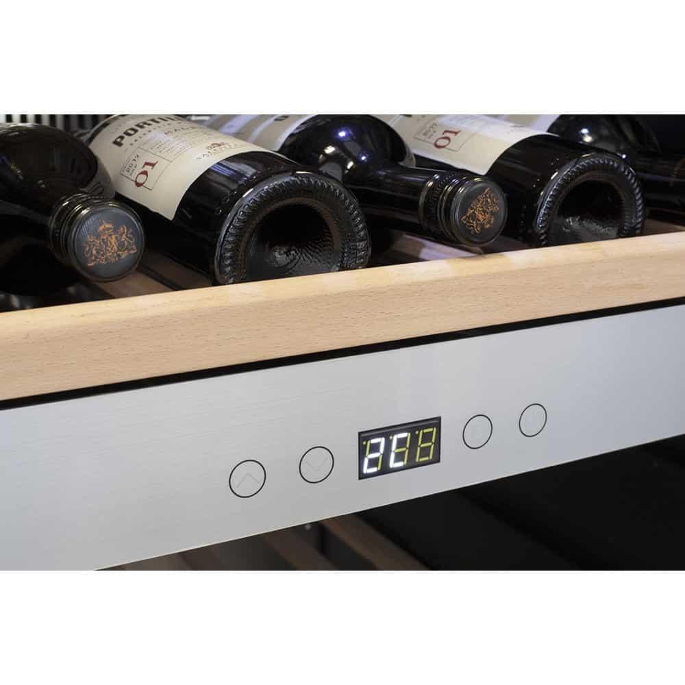 nút điều chỉnh nút điều chỉnh nhiệt độ tủ bảo quản rượu