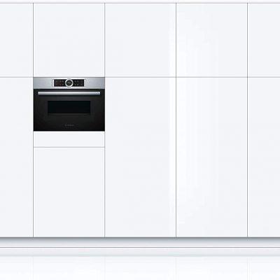 Lò Nướng Kèm Vi Sóng Bosch CMG633BS1 Serie 8