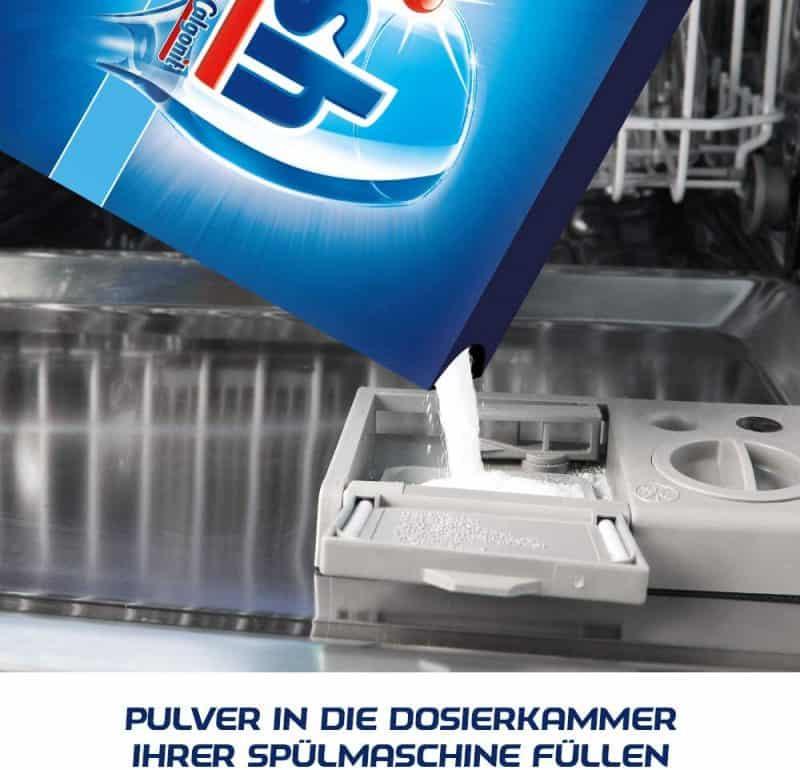 Bột Rửa Chén Bát Finish Classic Reiniger-Pulver 3kg - Nhập Khẩu Từ Đức