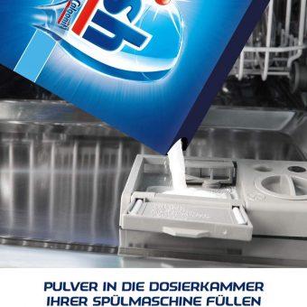 Bột Rửa Chén Bát Finish Classic Reiniger-Pulver 3kg7