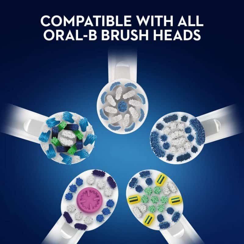 Bàn Chải Điện Oral-B 3757 Braun Pixar Kids Type - Nhập Khẩu Từ Đức