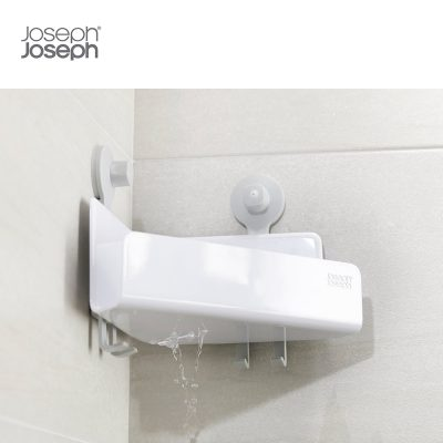 Kệ Để Đồ Nhà Tắm Gắn Góc Tường Joseph Joseph 70549 EasyStore