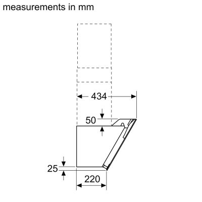 : Máy Hút Mùi Bosch DWK87EM60 Serie 24
