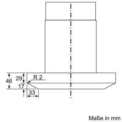 Máy Hút Mùi Treo Tường Bosch DWB96BC506