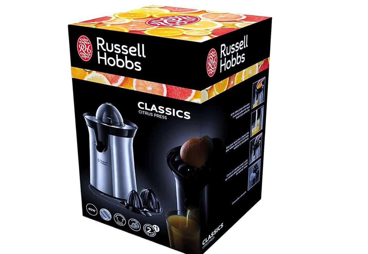 Máy Vắt Cam Russell Hobbs Classics 22760-56