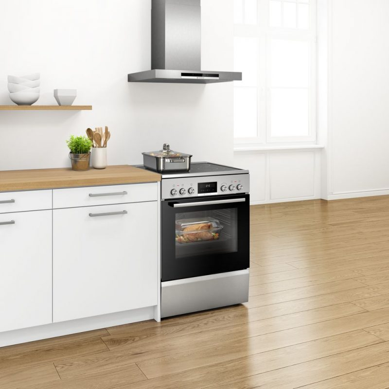 Vì sao nên sở hữu lò nướng âm tủ Bosch cho căn bếp?