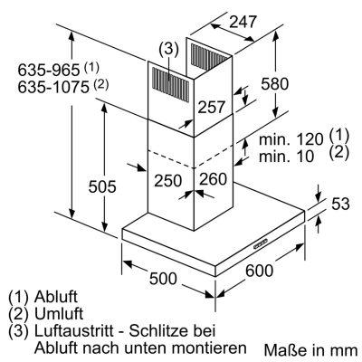 Máy Hút Mùi Treo Tường Bosch DWB67LM50ấfsa