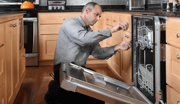3. Cách lắp đặt máy rửa chén Bosch