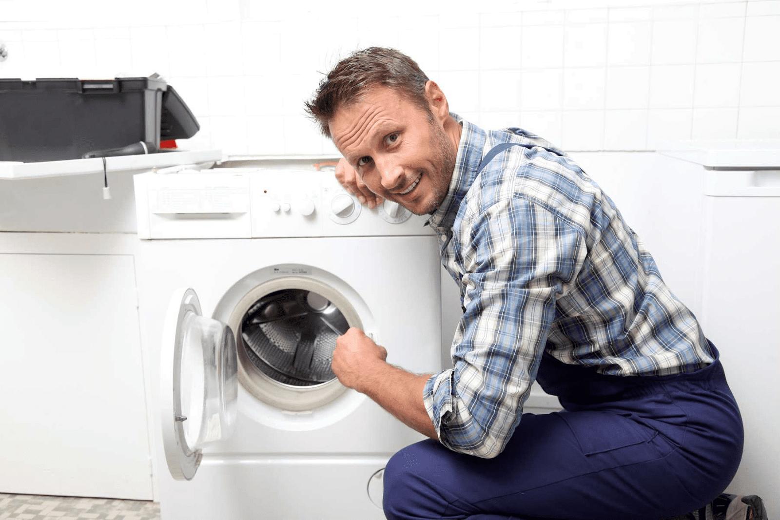 Những lưu ý để vệ sinh máy giặt cửa ngang hiệu quả