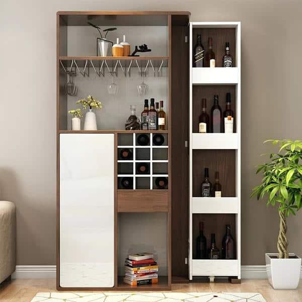 Tại sao nên bố trí một mẫu tủ rượu đẹp trong nhà?