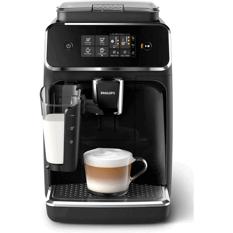 Những dòng máy pha cà phê gia đình