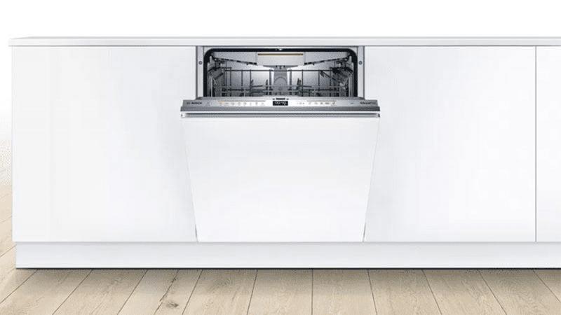 Máy Rửa Chén Bát Bosch SMD6ECX57E Serie 6 Âm Tủ – Kết nối Home Connect