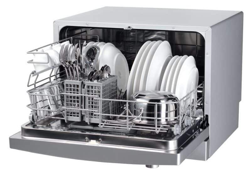Loại máy rửa bát loại nhỏ để bàn