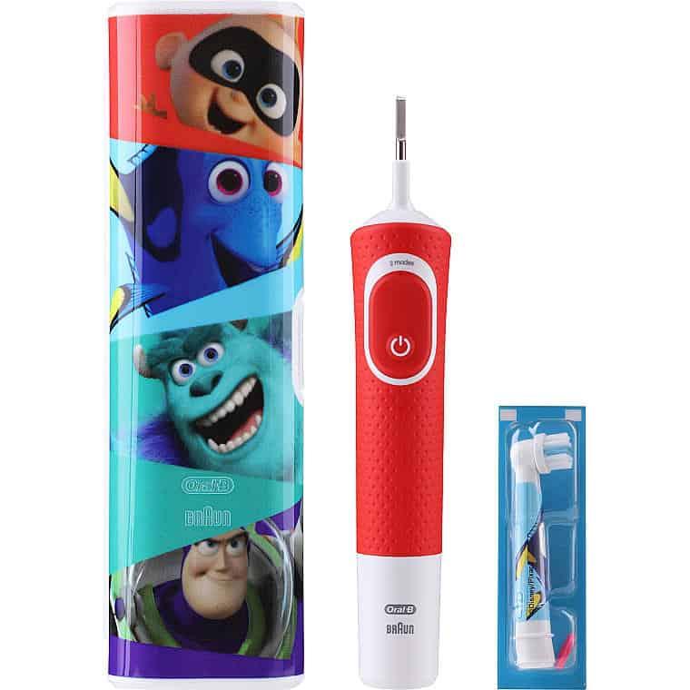 Bàn Chải Điện Oral-B 3757 Braun Pixar Kids Type1