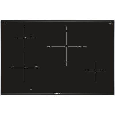 Bếp Từ 4 Vùng Bosch PIE875DC1E Seri 8 Âm Tủ