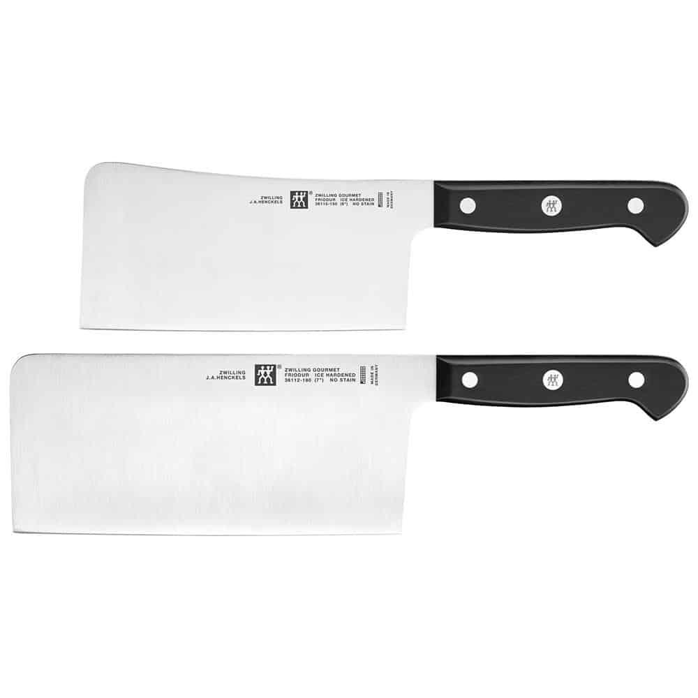 Bộ 2 Dao Chặt 15+18cm Zwilling Gourmet 36130-000-0