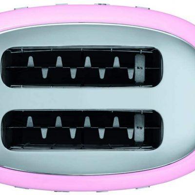 Máy Nướng Bánh Mì Smeg TSF01PKEU Pink