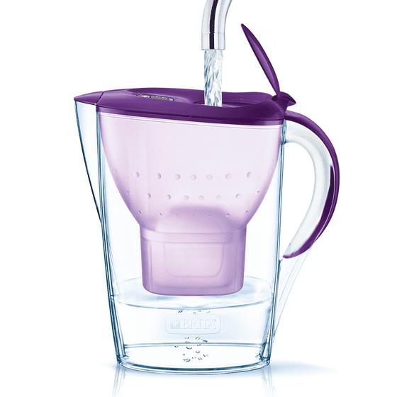 Bình Lọc Nước Brita Marella Basic 2.4L Purple 2
