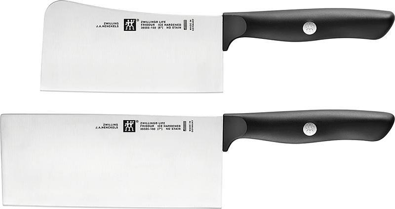 Bộ 2 Dao Chặt 15+18cm Zwilling Life Messerset 38590-001-0