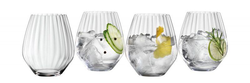 Bộ Cốc Uống Rượu Pha Lê Spiegelau 4810180 Gin & Tonic Glasses 4 Món