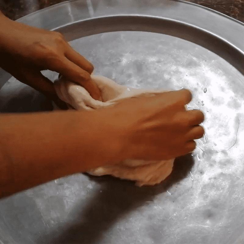 cách làm bánh mì bằng lò vi sóng