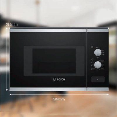Lò Vi Sóng Bosch BEL520MS0K Serie 4