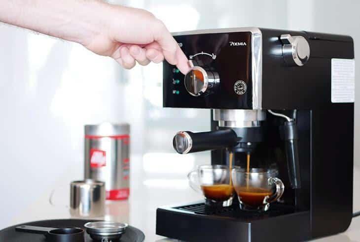 Máy pha cà phê gia đình loại nào tốt nhất hiện nay