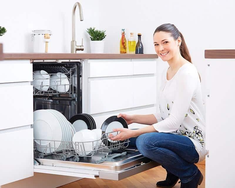 Lý do bạn nên sở hữu một chiếc máy rửa chén Bosch