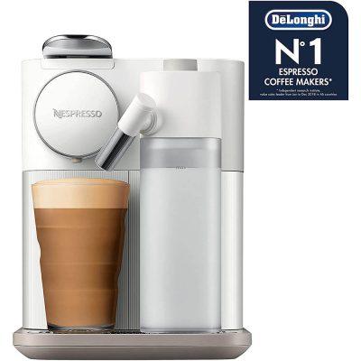 Máy Pha Cafe Delonghi Nespresso Gran Lattissima EN650.W