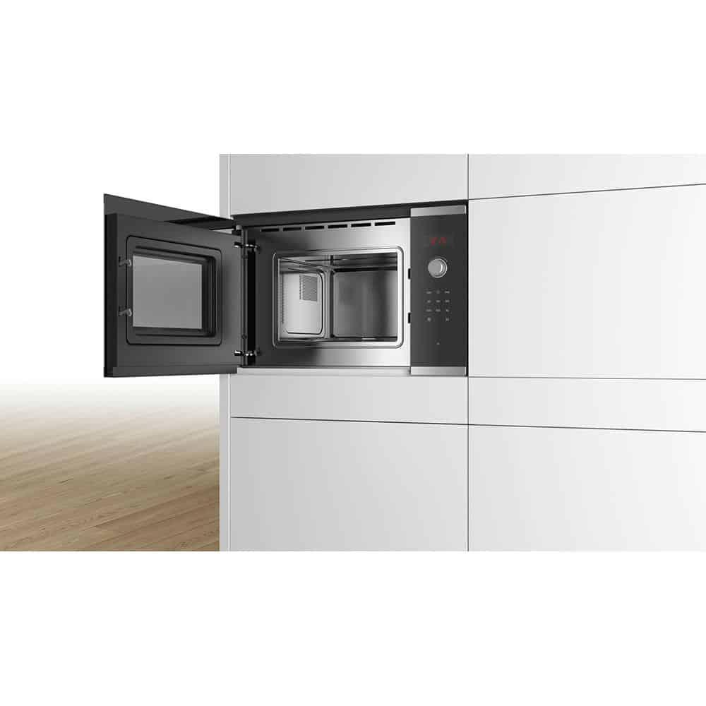 Lò Vi Sóng Âm Tủ Bosch BFL523MS0 Series 4