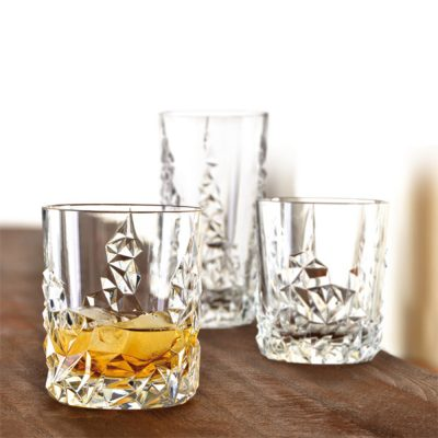 Bộ Bình và Cốc Rượu Whisky Nachtmann 101984 Sculpture
