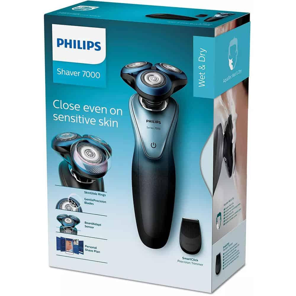 Máy Cạo Râu Philips S7940/16 Tích Hợp Tông Đơ Cắt Tóc