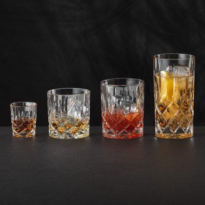 Bộ Ly Whisky Nachtmann 89207 Whisky tumbler Noblesse 4 món